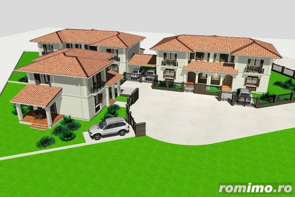 Casa la cheie, cu placa de beton si peste etaj, cu toate utilitatile, in loc. Giarmata, jud Timis