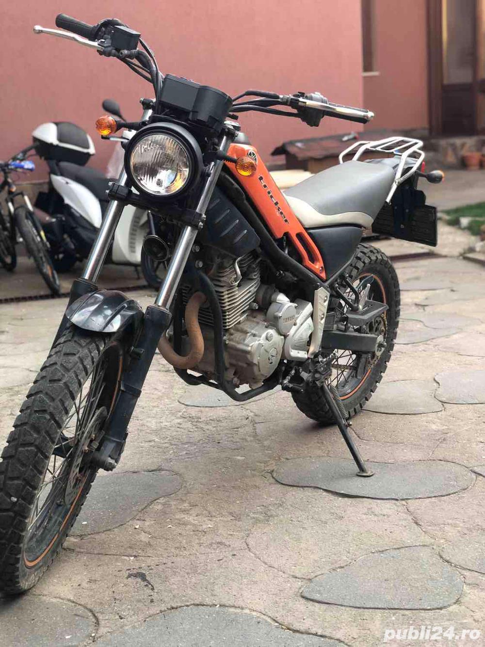 Yamaha Tricker