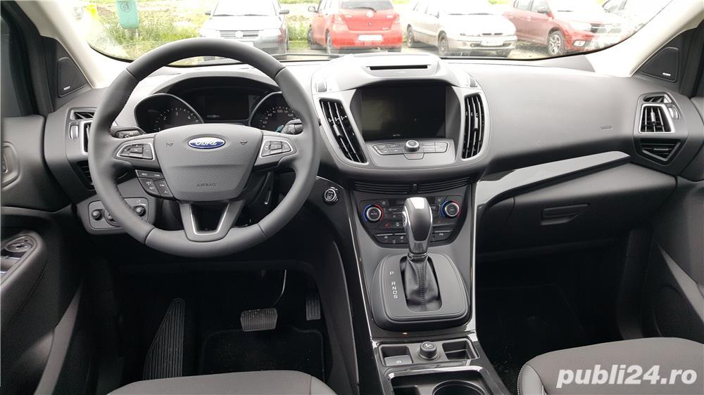 Ford Kuga Titanium 180 CP, 4x4, Automat., 16800 km