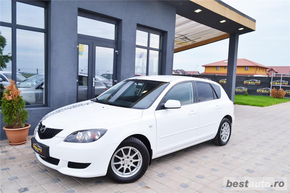 Mazda 3 an:2005=avans 0 % rate fixe = aprobarea creditului in 2 ore = autohaus vindem si in rate