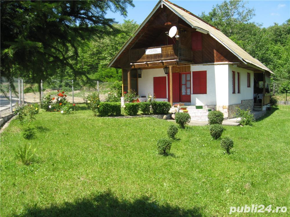 Casa de vacanta satul Buda comuna Berzunti, Jud. Bacau