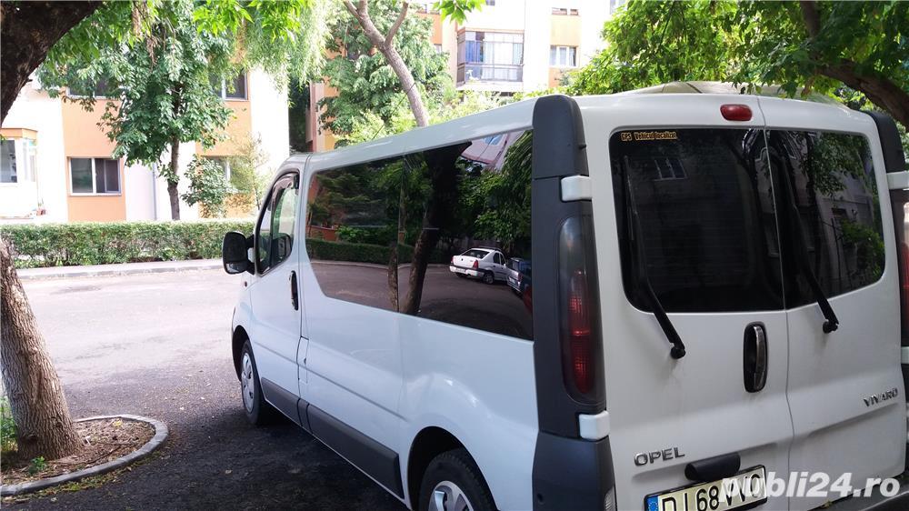 Opel vivaro schimb