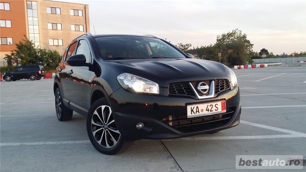 Nissan Qashqai 2.0 dci 150 cp.4x4 Euro 5