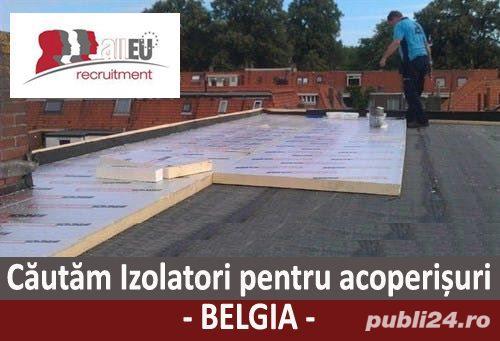 Izolatori acoperisuri - Belgia