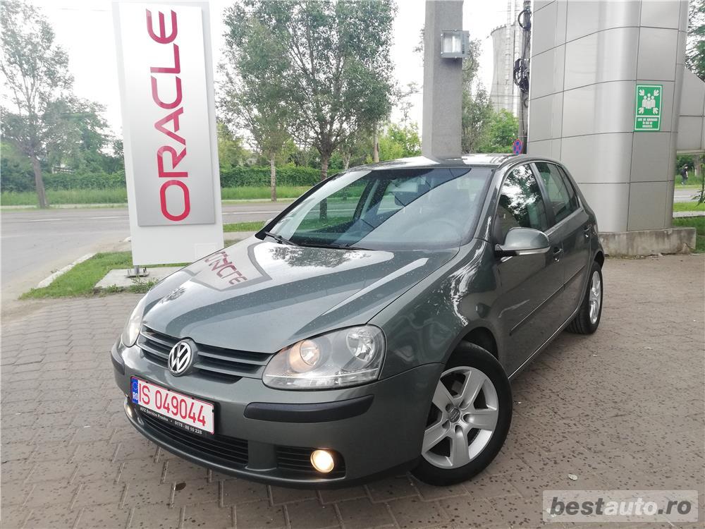 VW Golf V 1.9TDI Highline Navigatie Touchcreen Jante Klima FULL