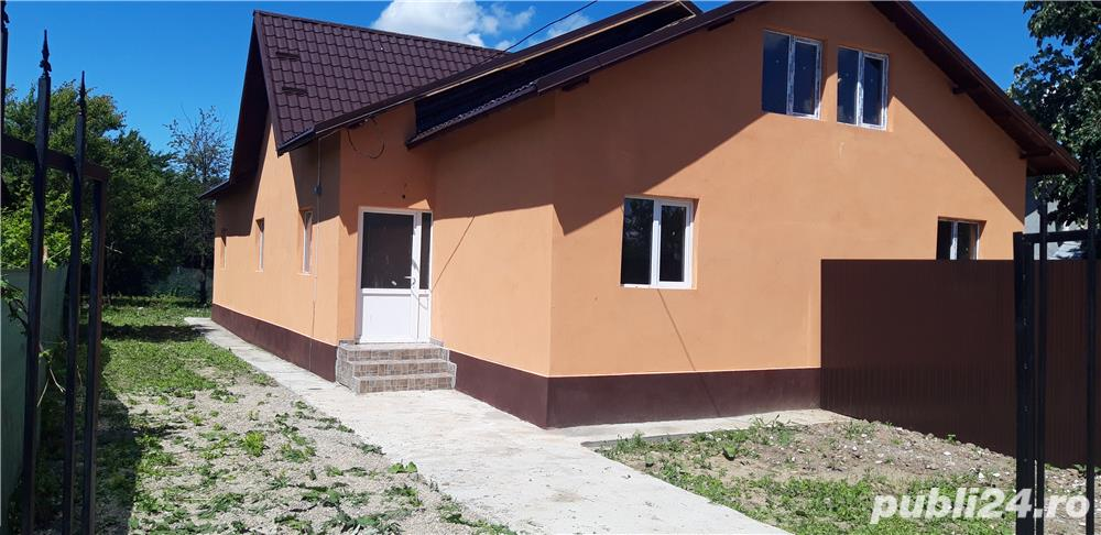 Casa la cheie 29 km de Bucuresti 35500 euro neg