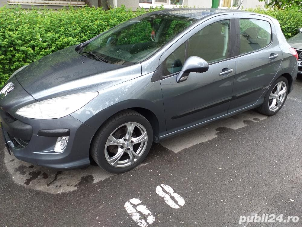 Peugeot 308 benzina