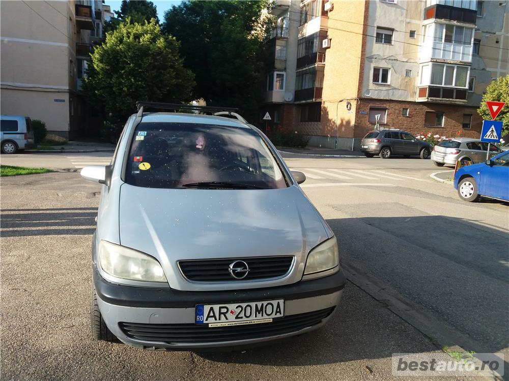 Opel Zafira 1.6 I Ecotec 2001 Inmatriculata