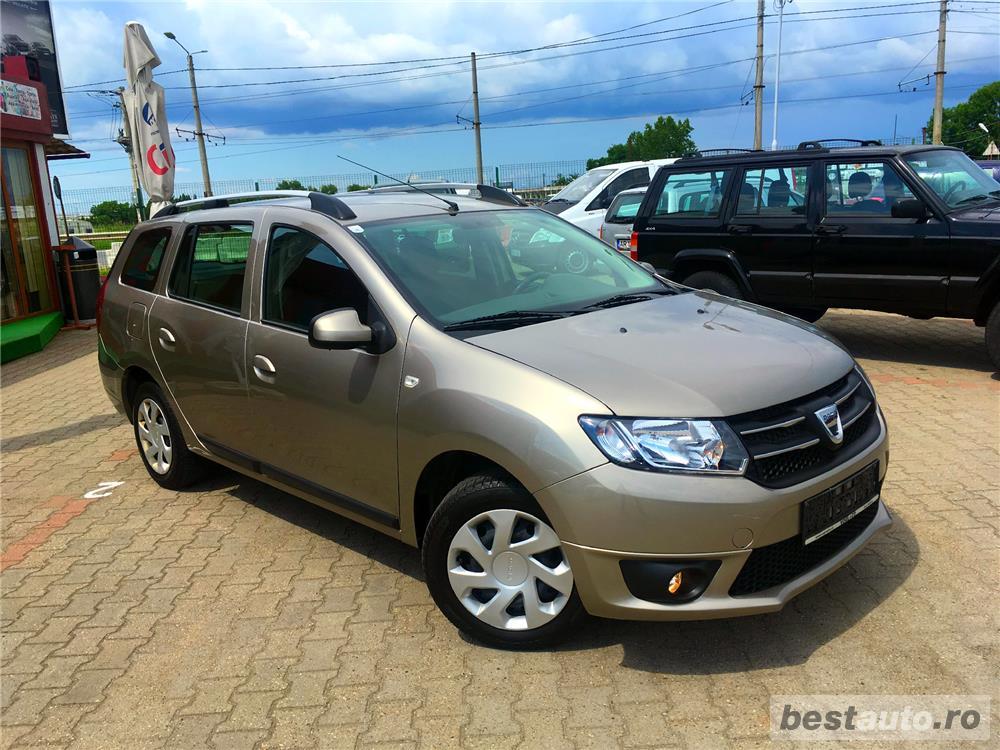 Dacia Logan MCV 2014 1.2 Benzina AC Tempomat 59.000 km IMPECABILA.