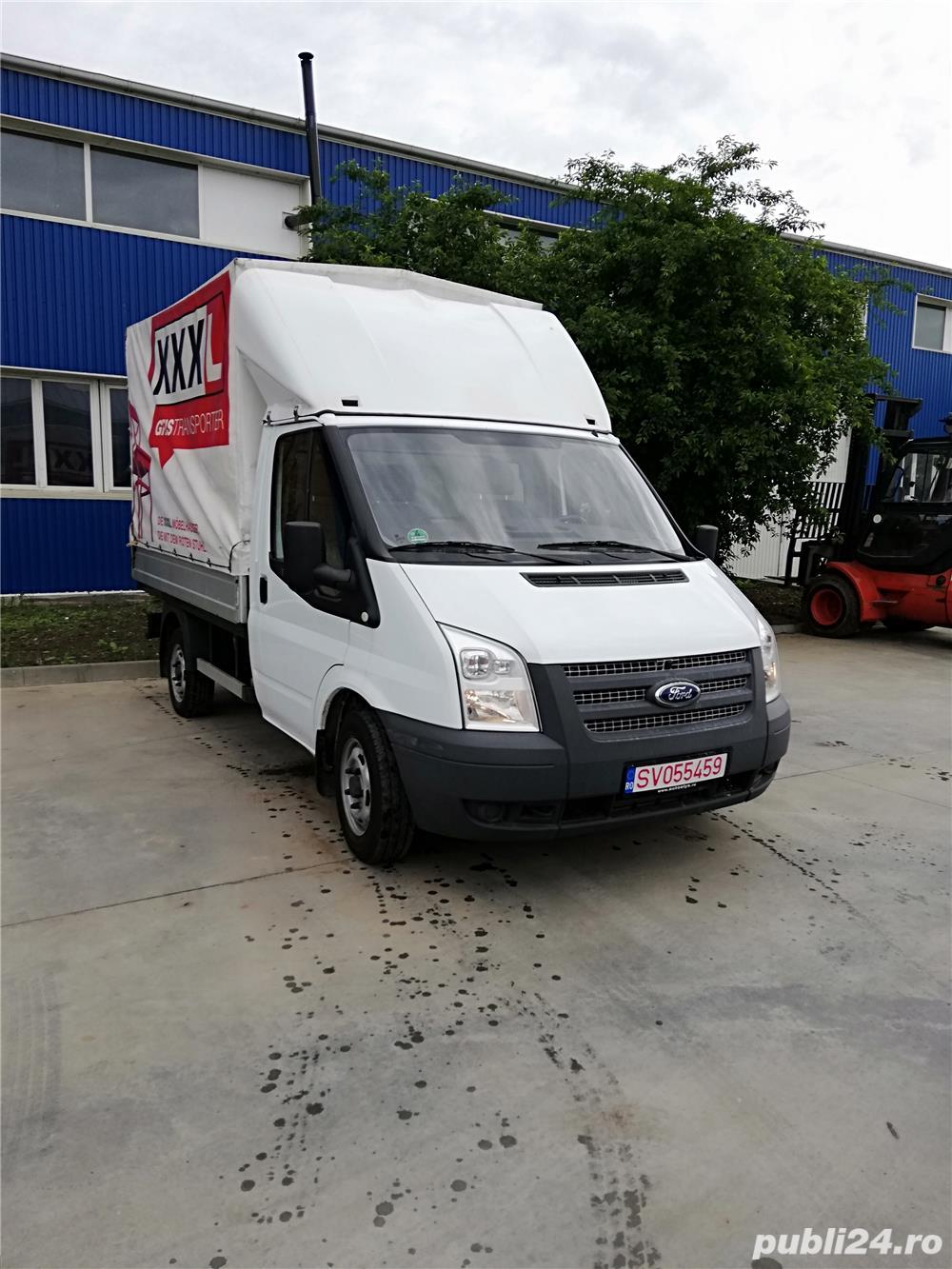 Ford Transit 2013 euro5