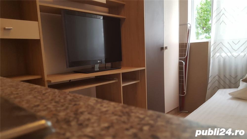 GARSONIERA-ZONA SAGULUI-DAMBOVITA-ETAJUL 3-REGIM HOTELIER-NUMAI 60 RON/ZI-0762.757.459