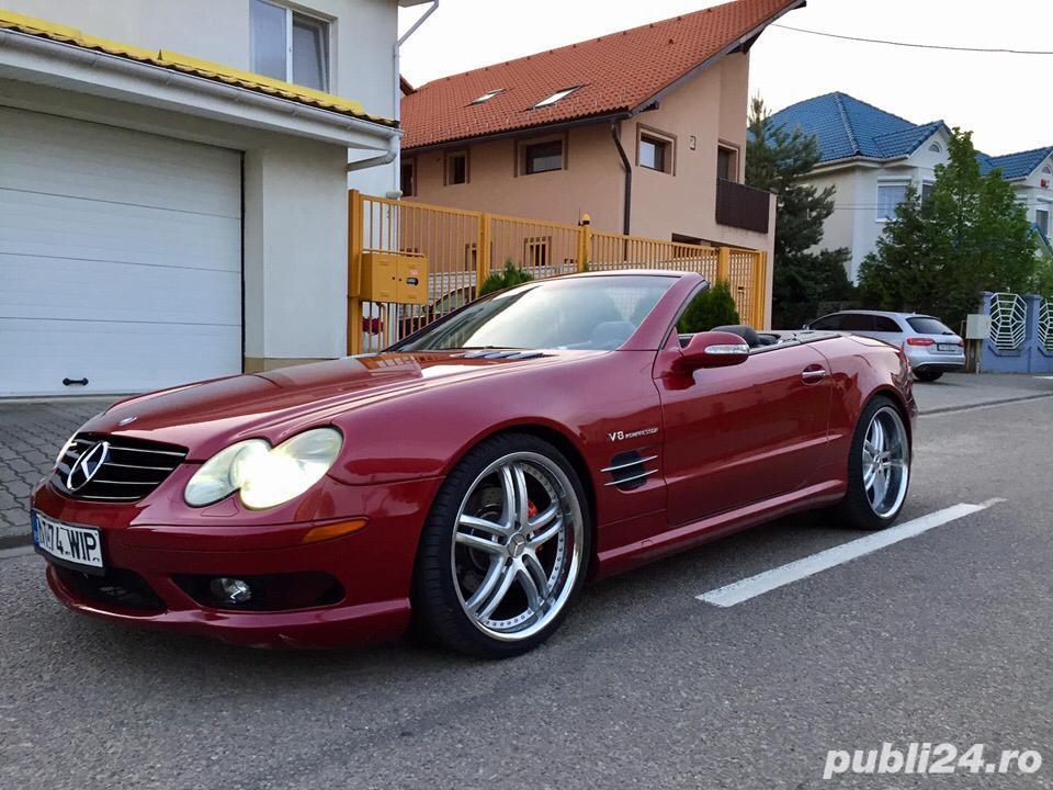 Mercedes-benz Clasa SL sl 500
