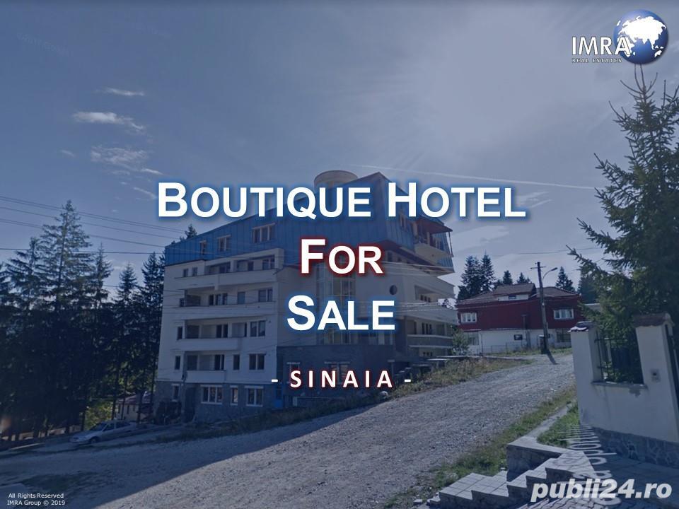 Boutique Hotel De Vanzare - Sinaia