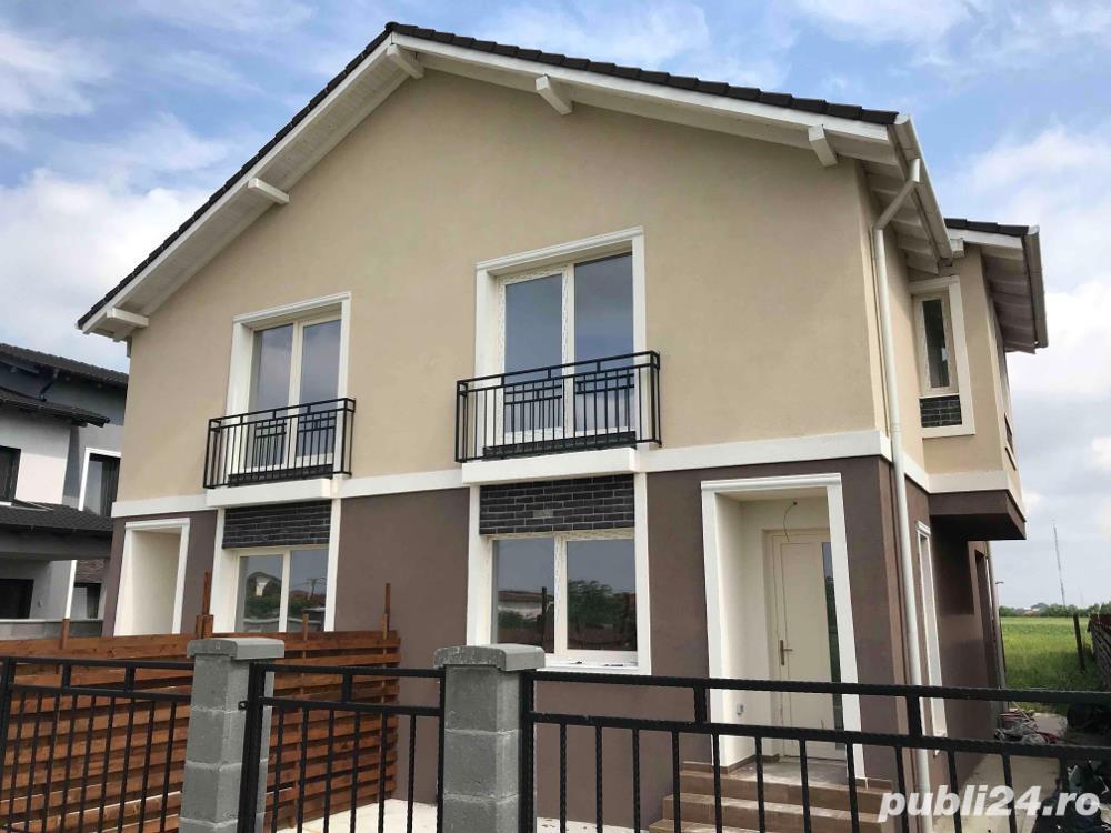 De vanzare casa la cheie 3 dormitoare Giroc - Timisoara direct proprietar-ultima unitate disponibila