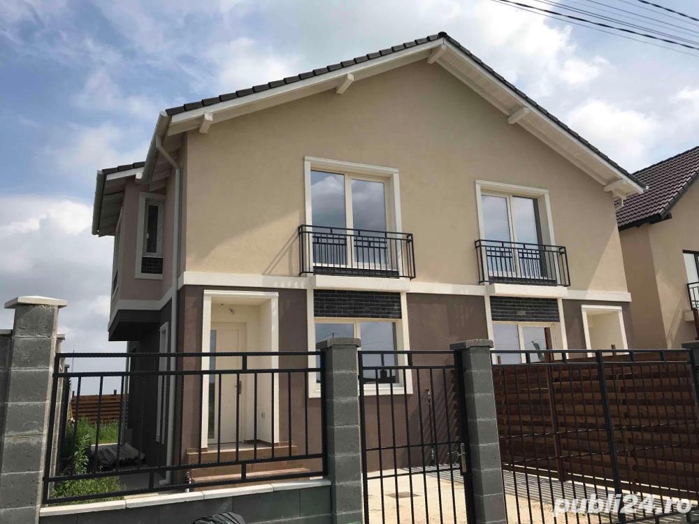 Direct proprietar vand casa la cheie-3 dormitoare in Giroc comision 0%-ultima unitate disponibila