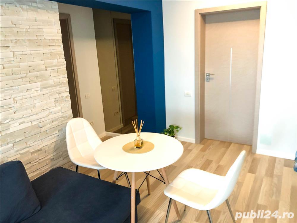 Ultracentral - Capitol - Bd.Mamaia, apartament cu 3 camere mobilat si utilat de lux