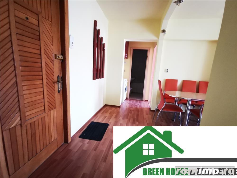 Apartament de 2 camere  mobilat si utilat