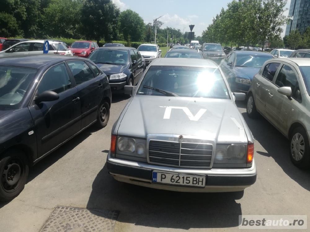 Mercedes-benz 220E bemzina