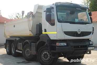 Sofer camion (articulat si autobasculat 8x4)  Deva, Brad, Orastie, Hunedoara