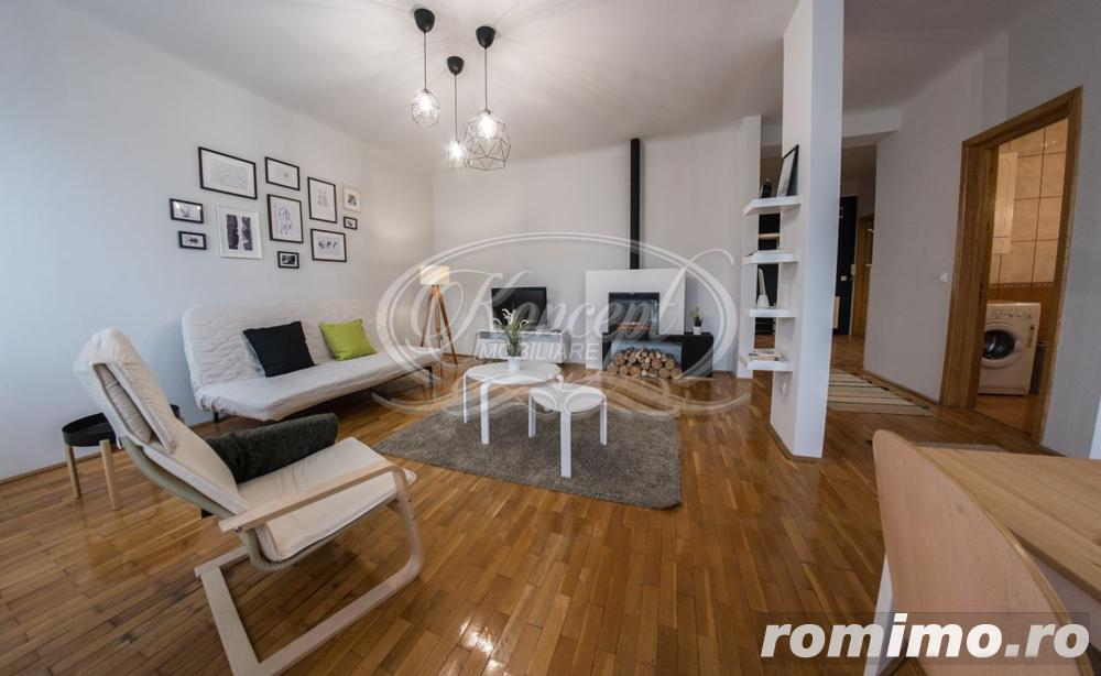 Apartament lux cu 3 camere, Ultracentral