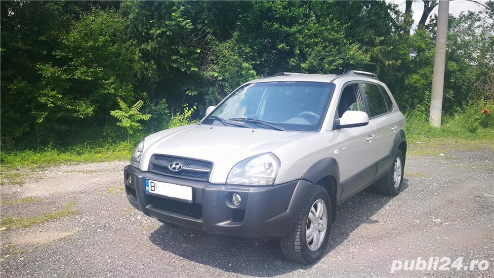 Hyundai Tucson 4x4 /Benzina / NAVIGATIE DEDICATA / IMPECABILA