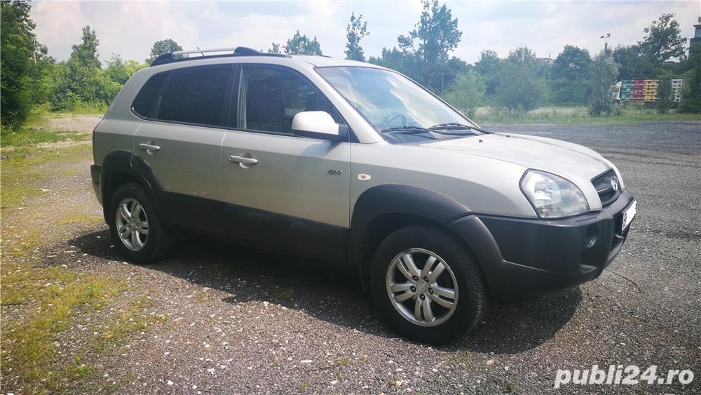 Hyundai Tucson 4x4 /Benzina / GPL NOU / NAVIGATIE DEDICATA / IMPECABILA