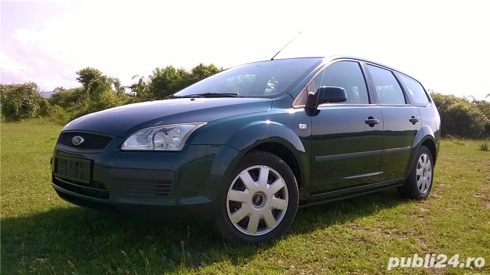 Ford focus 2006  1.8  EURO 4