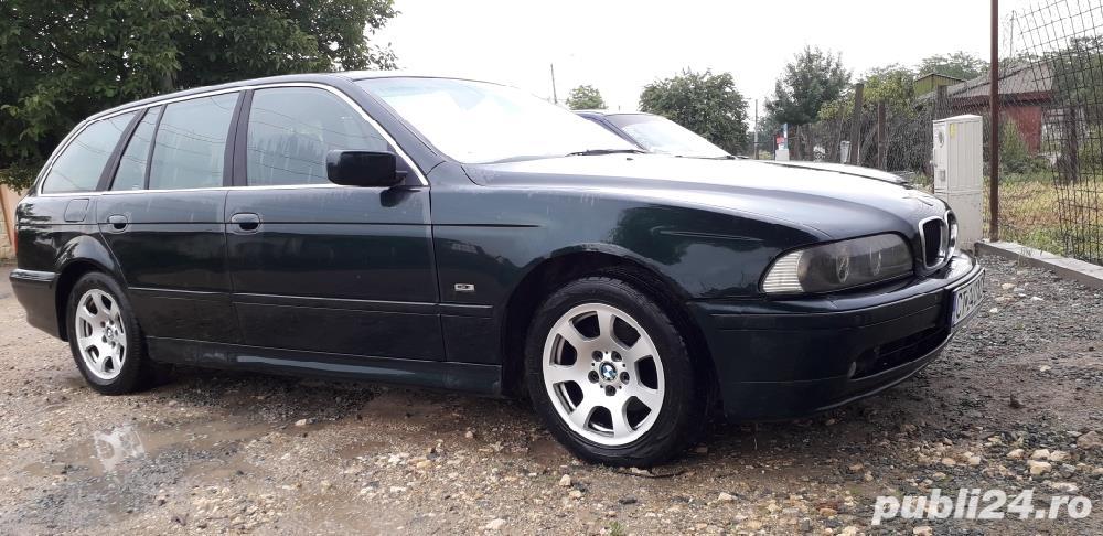 Vand BMW 520TDI sau schimb +/- diferență