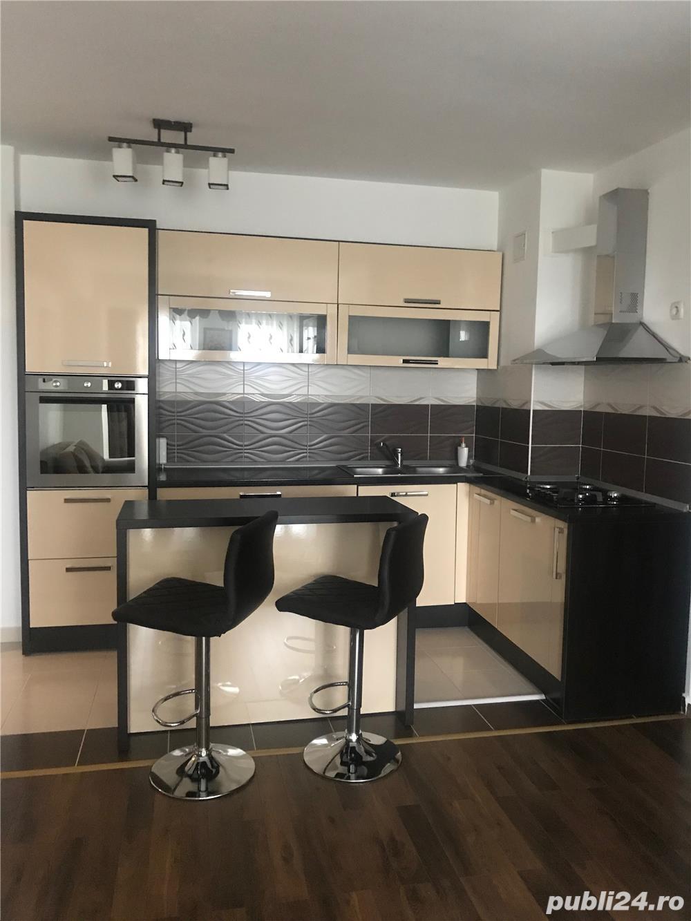 Apartament LUX in regim hotelier zona Nufarul, cartier Prima Residence