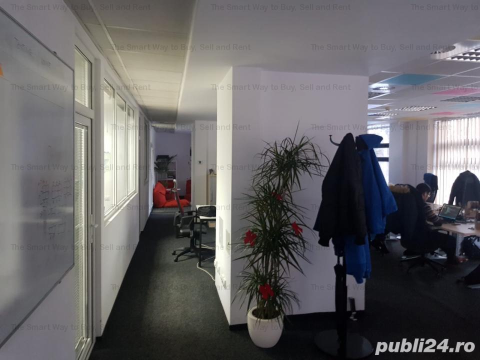 Spațiu de birouri de 294 mp de vanzare in Plopilor