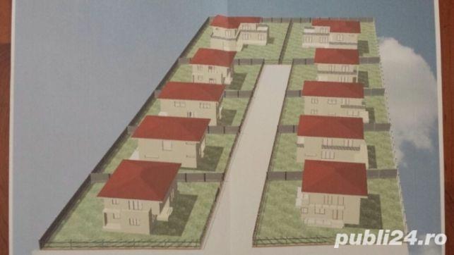 Cartier Rezidential ~ Case Moderne de Vanzare ~ Parcele Teren de Vanzare