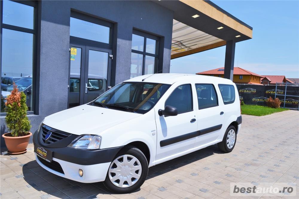 Dacia Logan MCV=avans 0 % rate fixe = aprobarea creditului in 2 ore = autohaus vindem si in rate