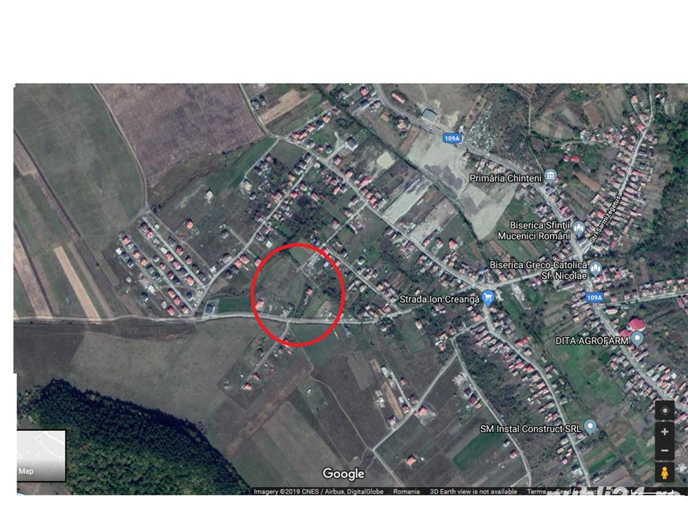 MRM Imobiliare vinde casa in Chinteni