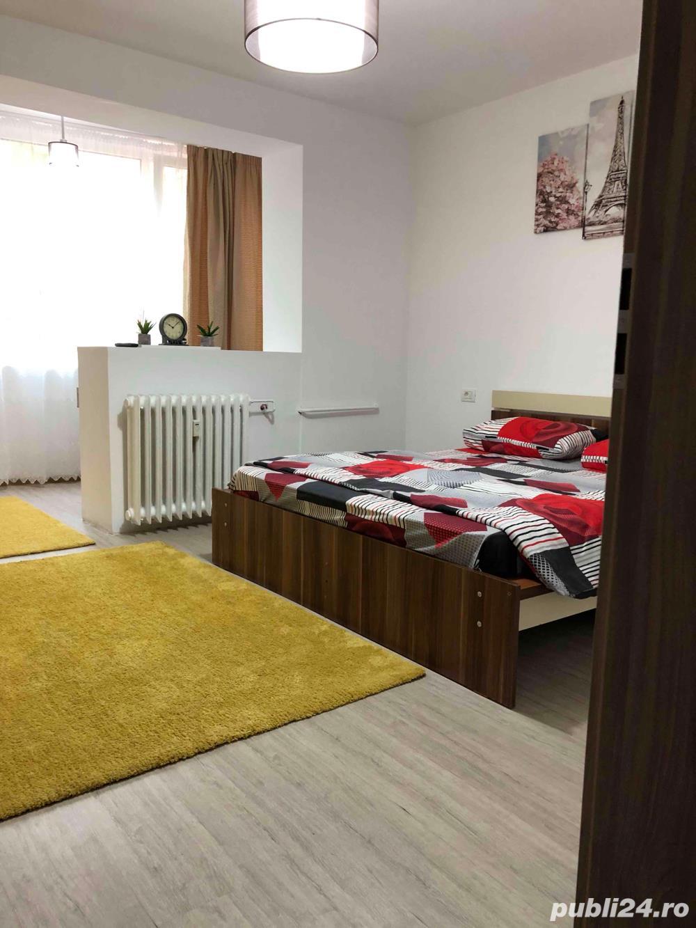Închiriez ap 2 camere Take Ionescu regim hotelier