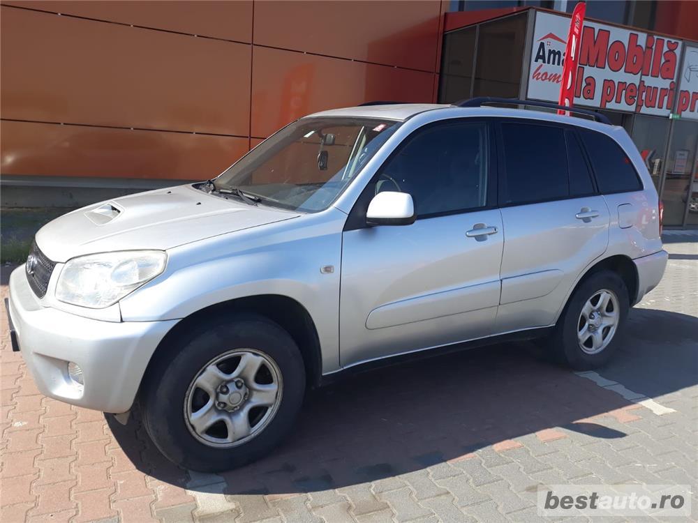 Toyota rav4 2,0 diesel  clima