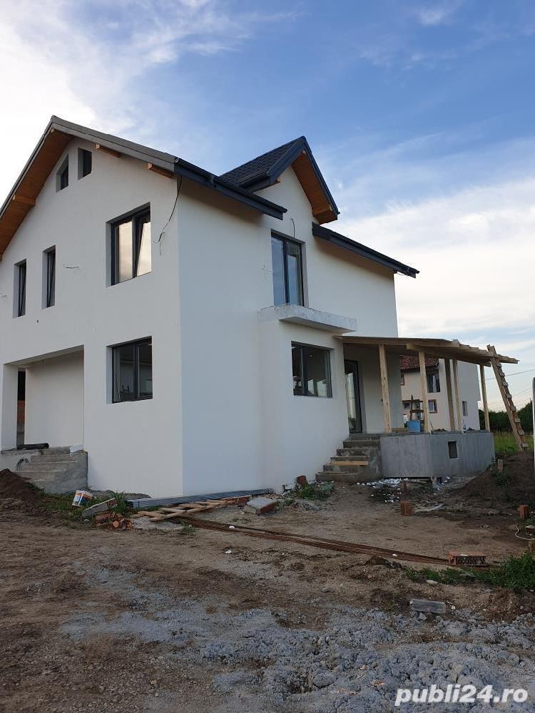 Casa Vila 4 camere incalzirea in pardoseala Comuna Berceni strada Padurea Craiului