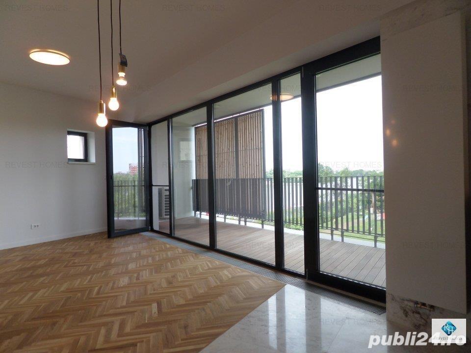 Baneasa - Straulesti, apartament 3 camere