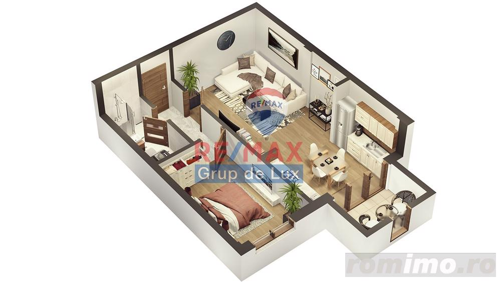 Apartament 2 camere | Decomandat | Comision 0%