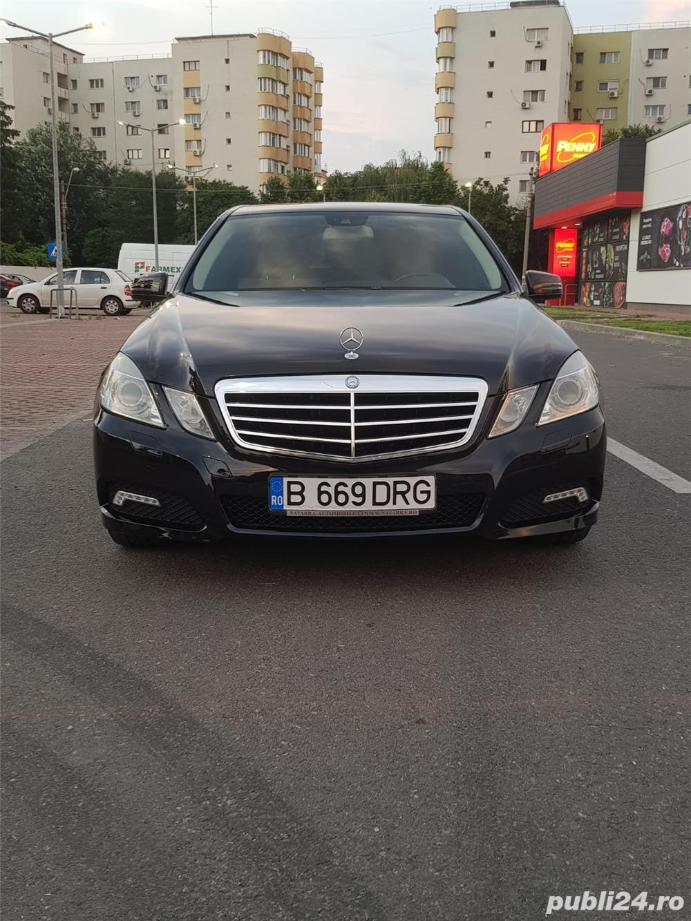 Mercedes-benz Clasa E E 250