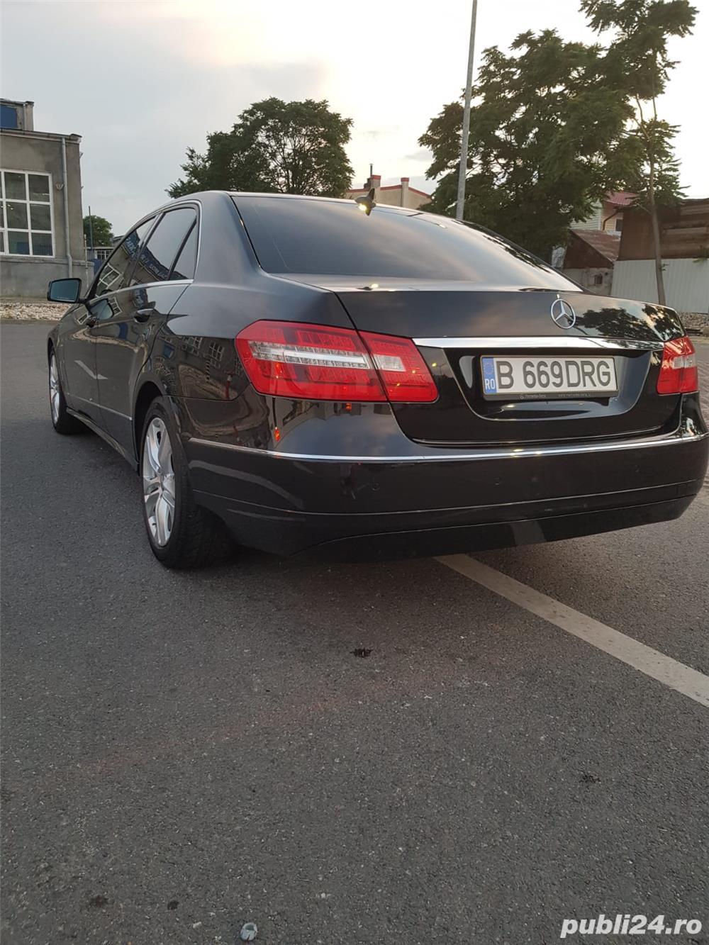 Mercedes-benz Clasa E  Impecabil E 250