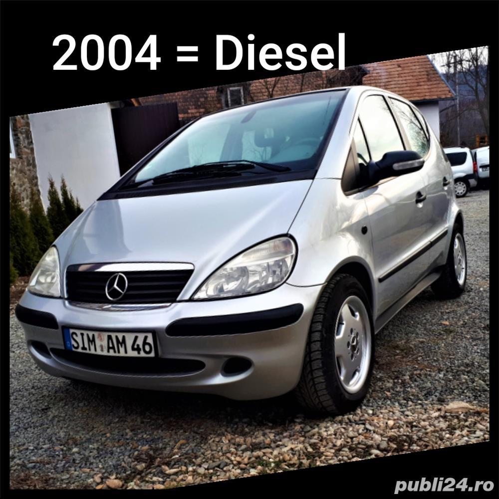 Mercedes-benz A Class 2004 Diesel Germania