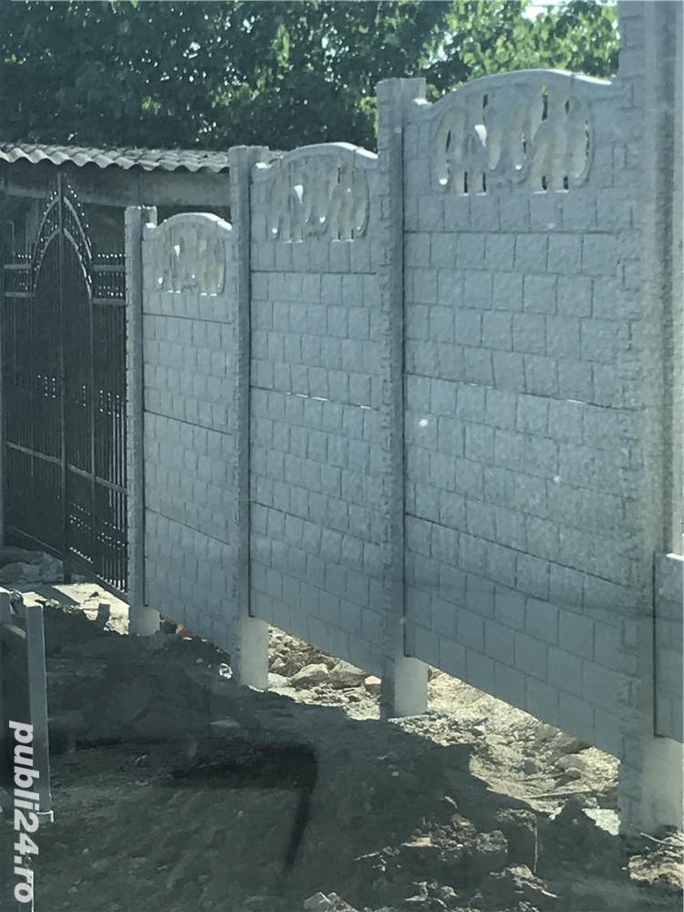 Angajez muncitori pentru fabrica de garduri din beton!!