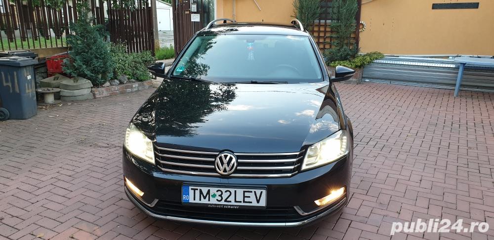 Vw Passat DIESEL 2L 140 CP euro 5 FULL EXTRASE ,VARIANE auto litraj maxim 2L!!!