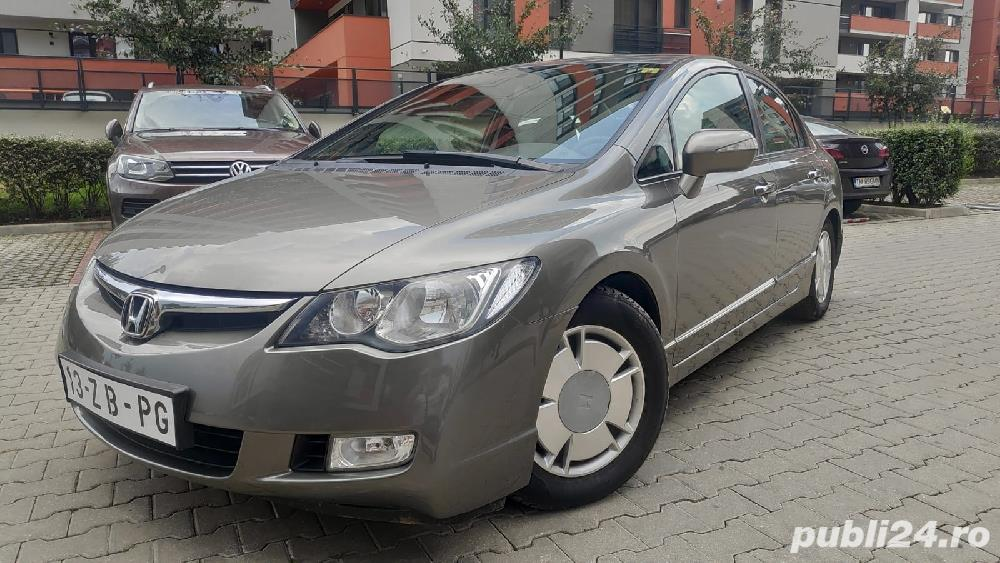 Honda civic. 1.3 benzina/hibrid