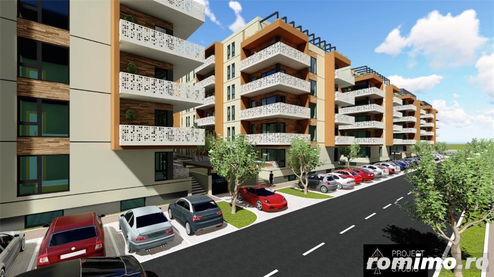 Timisoara - Bl. Nou - Ap. Cu 2 si 3 Camere - PROMOTIE - Lift - Parcare - Terase - Finisaje Premium