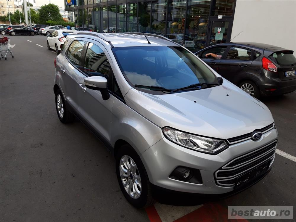 Ford Ecosport 1.5 tdci 2016 Business - 112.552 km - Diesel - Manual - 95 cp - 115 g/km - EURO 6