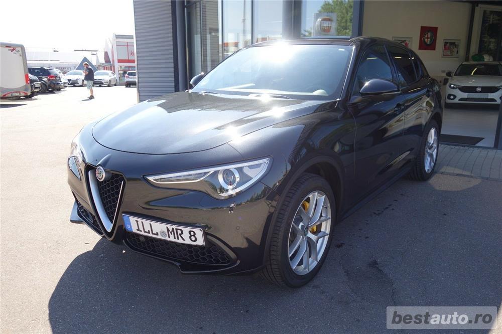 Alfa Romeo Stelvio 2.0 Turbo AT8-Q4 Super 2019 !