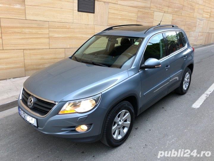 VW Tiguan ~ 4X4 ~ Diesel ~ Euro 5 ~ Adus Germania ~ Inmatric Ro