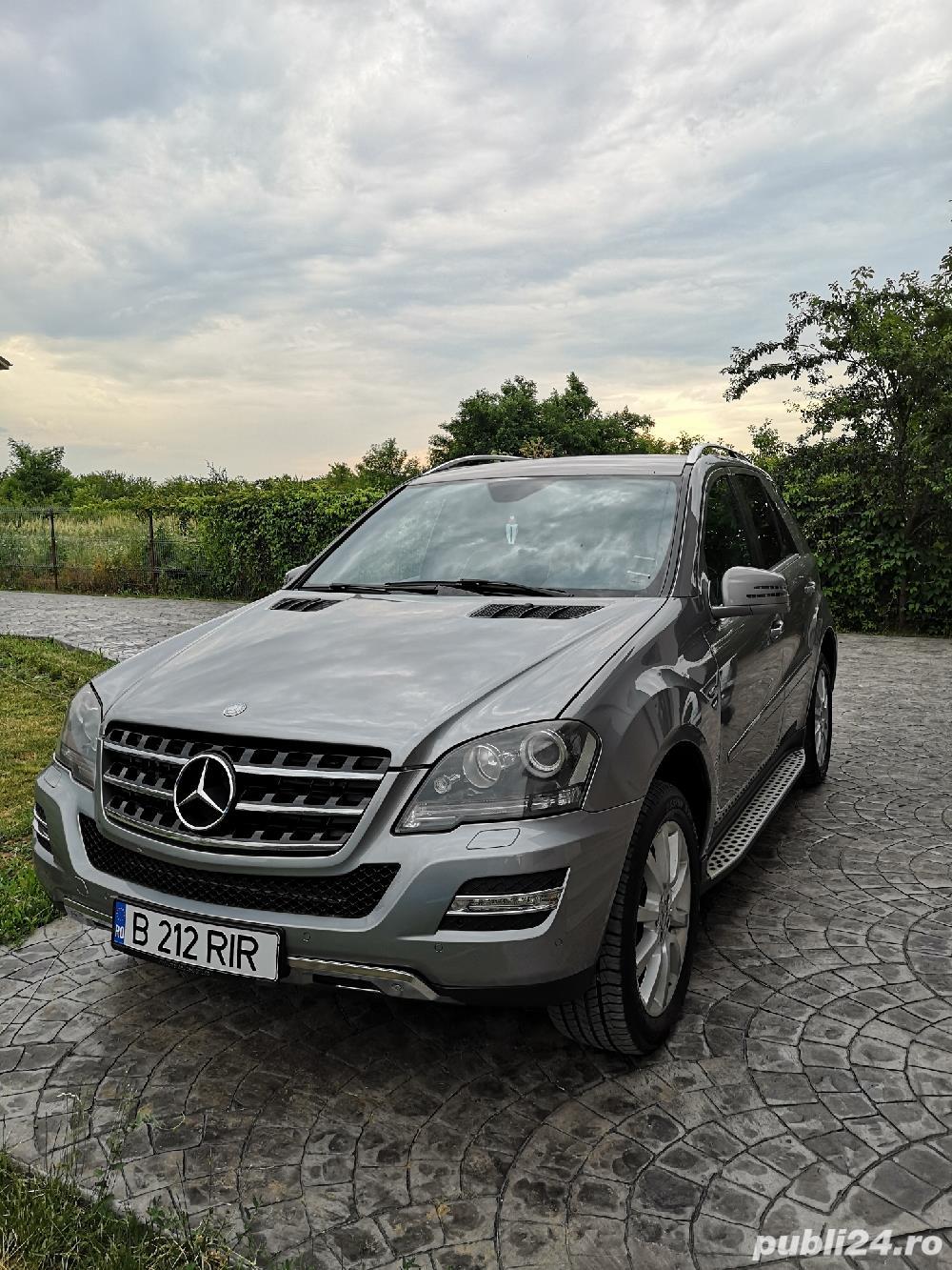 Mercedes-benz ML 350 Grand Edition