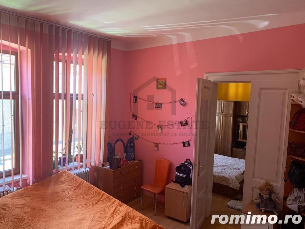 Apartament 3 camere, mobilat - utilat, zona Balcescu